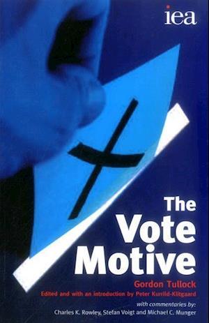 Bog, paperback The Vote Motive af Gordon Tullock