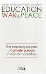 Education, War and Peace (Hobart Paperback, nr. 187)