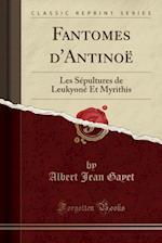 Fantomes D'Antinoe