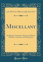 Miscellany