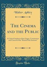 The Cinema and the Public