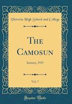 The Camosun, Vol. 7