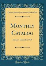 Monthly Catalog