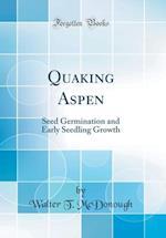 Quaking Aspen