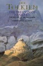 The Treason of Isengard (The History of Middle-earth, nr. 7)