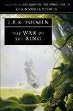 The War of the Ring (The History of Middle-earth, nr. 8)