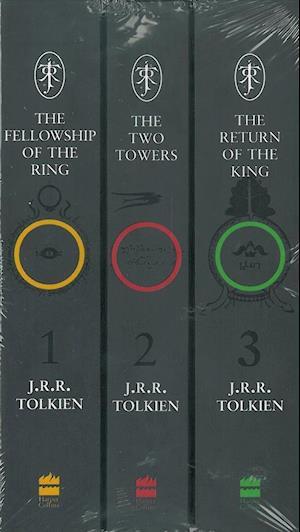 Få The Lord of the Rings af J R R Tolkien som bog på engelsk - 9780261102385