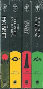 The Hobbit / The Lord of the Rings Box Set [75th Anniversary edition] af J R R Tolkien