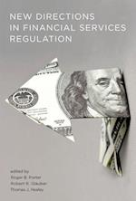 New Directions in Financial Services Regulation (New Directions in Financial Services Regulation)