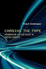 Chasing the Tape (Information Policy)