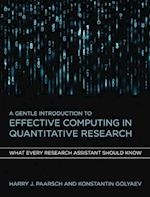 A Gentle Introduction to Effective Computing in Quantitative Research af Harry J. Paarsch