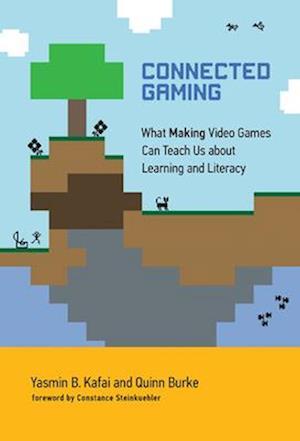 Bog, hardback Connected Gaming af Yasmin B. Kafai