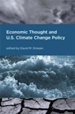 Economic Thought and U.S. Climate Change Policy (American and Comparative Environmental Policy Hardcover)