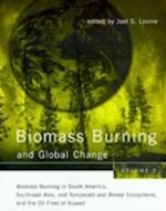 Biomass Burning and Global Change