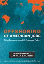 Offshoring of American Jobs af Benjamin M. Friedman, Jagdish N. Bhagwati, Alan S. Blinder