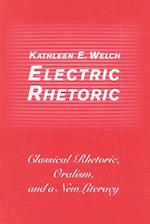 Electric Rhetoric af Edward Barrett