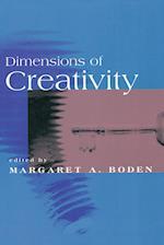 Dimensions of Creativity (Bradford Books)