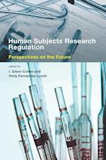 Human Subjects Research Regulation af I. Glenn Cohen
