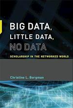 Big Data, Little Data, No Data (Big Data Little Data No Data)