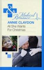 All She Wants for Christmas af Annie Claydon