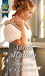 Temptation Of A Governess af Sarah Mallory