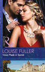 Vows Made in Secret af Louise Fuller