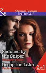 Seduced By The Sniper af Elizabeth Heiter