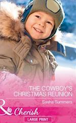 A Cowboy's Christmas Reunion af Sasha Summers