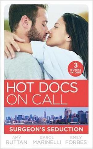 Hot Docs On Call: Surgeon's Seduction