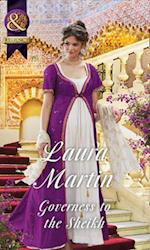 Governess to the Sheikh af Laura Martin