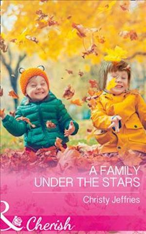 Bog, paperback A Family Under the Stars af Christy Jeffries