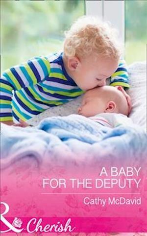 Bog, paperback A Baby for the Deputy af Cathy Mcdavid