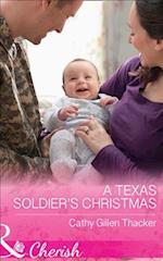 A Texas Soldier's Christmas (Texas Legacies The Lockharts, nr. 5)