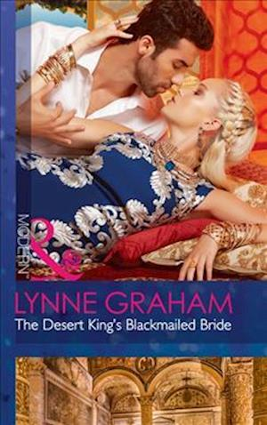 Bog, paperback The Desert King's Blackmailed Bride af Lynne Graham