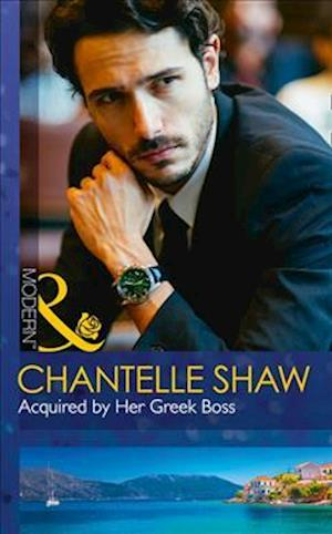 Bog, paperback Acquired by Her Greek Boss af Chantelle Shaw