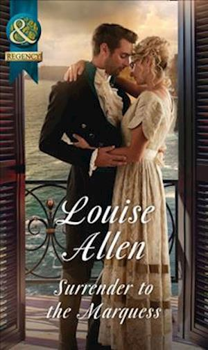 Bog, paperback The Surrender to the Marquess af Louise Allen