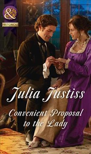 Bog, paperback Convenient Proposal to the Lady af Julia Justiss