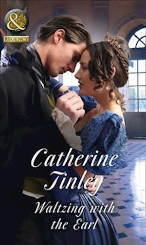 Bog, paperback Waltzing with the Earl af Catherine Tinley