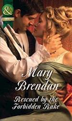 Rescued By The Forbidden Rake af Mary Brendan