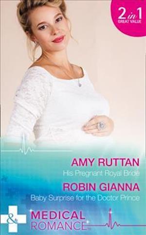 Bog, paperback His Pregnant Royal Bride af Amy Ruttan