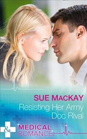 Bog, paperback Resisting Her Army Doc Rival af Sue MacKay