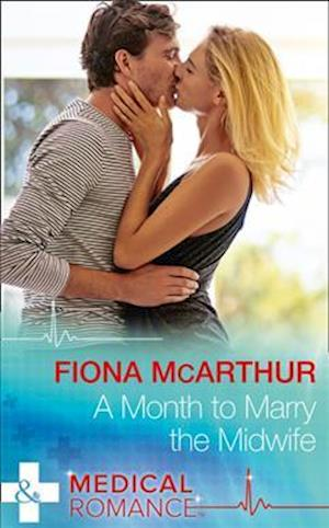 Bog, paperback A Month to Marry the Midwife af Fiona McArthur