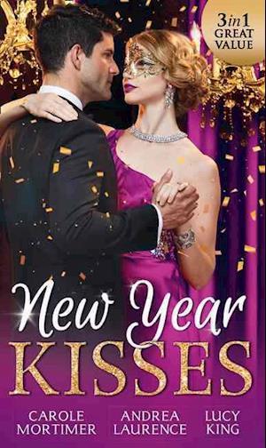 Bog, paperback New Year Kisses af Carole Mortimer