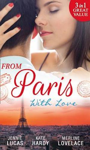 Bog, paperback From Paris With Love af Jennie Lucas