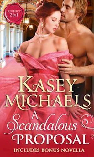 Bog, paperback A Scandalous Proposal af Kasey Michaels