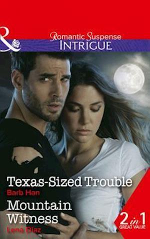 Bog, paperback Texas-Sized Trouble af Barb Han