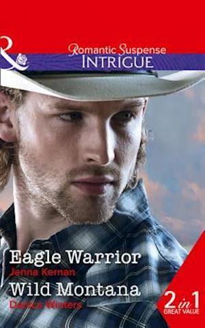 Bog, paperback Eagle Warrior af Jenna Kernan