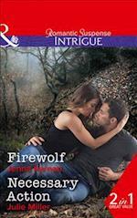 Firewolf (Apache Protectors Tribal Thunder, nr. 3)