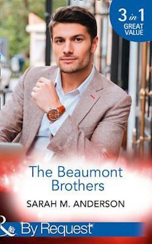 Bog, paperback The Beaumont Brothers af Sarah M. Anderson