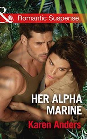 Bog, paperback Her Alpha Marine af Karen Anders